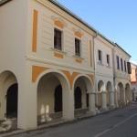 Vukovar, detalji pročelja