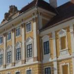 Vukovar, pročelje dvorca Eltz