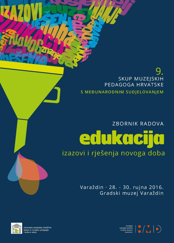 Zbornik 9. skupa muzejskih pedagoga 1